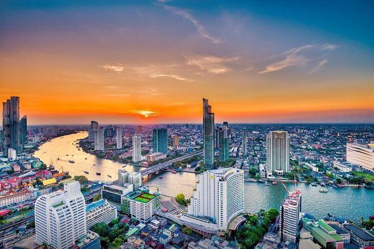 Bangkok - Urban heaven for exotic food